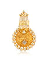 Sukkhi Fascinating Gold Plated Ad Passa For Women (48022PASGLDPP850)