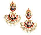 Sukkhi Charismatic Gold Plated Jhumki Earring for Women