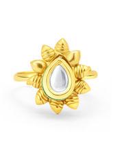 Sukkhi Attractive Gold Plated Kundan ToeRing For Women (24019TRKDP350)