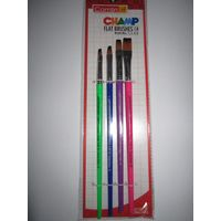 Camlin Champ Brush Flat Set of 4