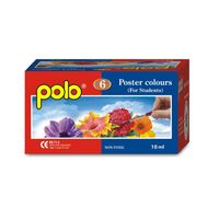Polo Poster Colours 6 Shades 10ml