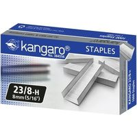 Kangaro 23/8 Staples(Pack of 10)