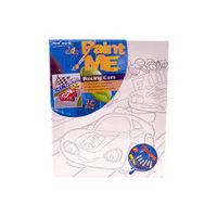 Mont Marte Kids Paint Me Set 9pce - Racing Cars (MMKC2008)