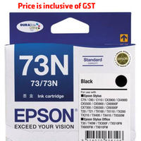 Epson 73N Ink Cartridge (Black)