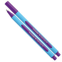 Schneider Slider EdgeXB Ball Point Pen (Violet)