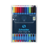 Schneider Slider EdgeXB Ball Point Pen (10 Colours)