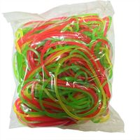 Rubber Bands (500 gms, 1/2 inch)