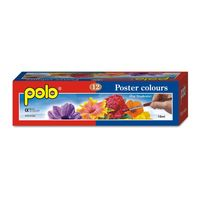 Polo Poster Colours 12 Shades 10ml