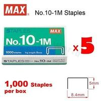 Max Staples No: 10 Economy