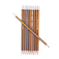 Maped Black Peps HB Pencil with Eraser