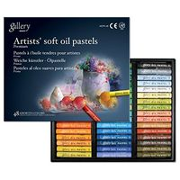 Mungyo Gallery Artist Soft Oil Pastels (48 Colours)