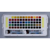 Sakura Koi Water Colour Cakes 60 Shades (XNCW 60)