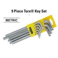 Stanley 9pcs Torx Key Set (STMT92625-8)