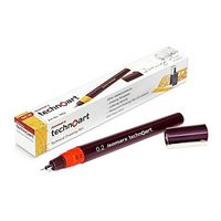 Isomars Technoart Technical 0.2mm Drawing Pen