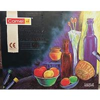 Camel Supreme Oil Pastel (50 shades)