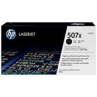 HP 507X Black LaserJet Toner Cartridge (CE400X)