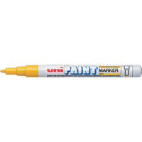 Uniball PX-21 Paint Marker (Yellow)