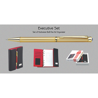 Pierre Cardin Executive Set (Set of Exclusive Ball Pen with Organiser)