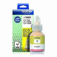 Brother BT 5000 Yellow Ink Bottle