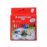 Staedtler Luna Wax Crayons 12 Shades (2200 LC12)