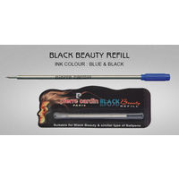 Pierre Cardin Black Beauty Refill (Blue, 5pcs)