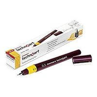 Isomars Technoart Technical 0.3mm Drawing Pen