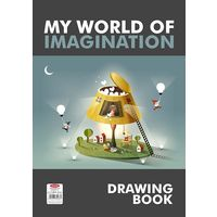 Anupam Drawing Book A3 Size 60 Pages