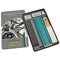 Prismacolor Premier Graphite Drawing Pencil (Set of 18) (SAN 24261)