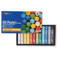 Mungyo Oil Pastels 12 Shades MOP12