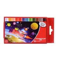 Staedtler Luna Oil Pastels ( 12 Colours) 2410 LC12