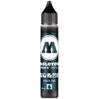 Molotow Aqua Pump Softliner Ink Deep Black