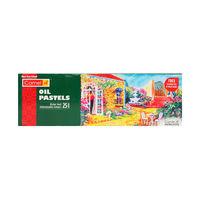 Camlin Oil Pastels, 25 shades