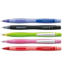 Uniball Shalaku 0.7mm Mechanical Pencil (Body Colour-Assorted, 5 Pcs)