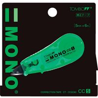Tombow Correction Tape 5mmX6mm Green (Pack of 5)