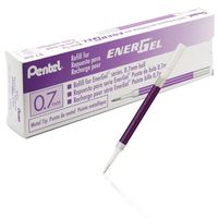 Pentel Energel Pen Refill LR7 ( 0.7mm, Green, 20 Pcs)
