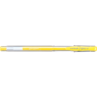 Uniball Signo UM-100 Pen (Yellow, Pack of 2)