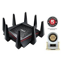 ASUS Wireless-AC5300 Tri-Band Gigabit Router (RT-AC5300)