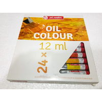 Royal Talens Art Creation Oil Colour Tube 12ml 24 Shades (9021124M)