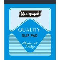 Neelgagan Slip Pad Thin Plain No. 44 (Pack of 10)