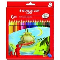 Staedtler Luna Colored Pencil (24 colors) 136 C24