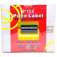 Motex Labels 5500 YMRP