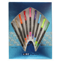 Linc Twinn Ball+ Colour Pencil 9pens gift set