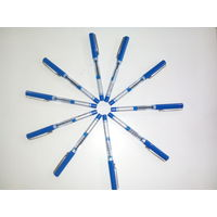 Flair Silkina Ball Pen, Blue, Pack of 10