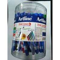 Artline Fineliner Pen Jar (Pack of 60)