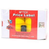 Motex Labels 6600 YMRP