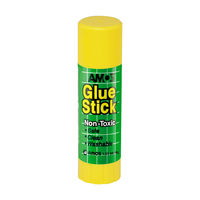 Amos PVP Glue Stick, 35gms (GSW 35)