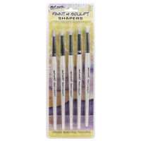 Mont Marte Paint & Sculpt Shapers 5pce (BMHS0005)