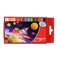 Staedtler Luna oil pastel pack of 12 colors 2410 lc12