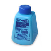 Kores Office Adhesive Paste (300 ml, pack of 2)