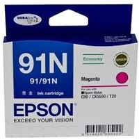 Epson 91N Ink Cartridge (Magenta)